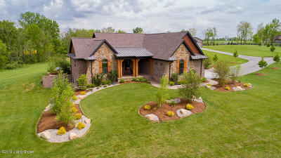 Shelby County Single Family Home For Sale: 1401 Equestrian Lakes Ln