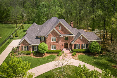 Single Family Home For Sale: 2101 Forest Pointe Ln