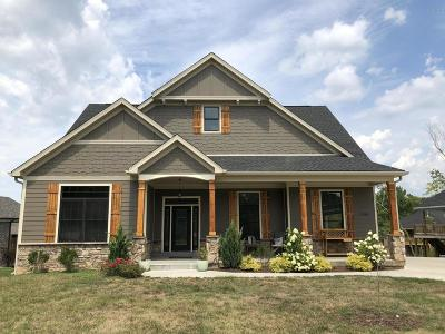 Single Family Home For Sale: 17405 Shakes Creek Dr