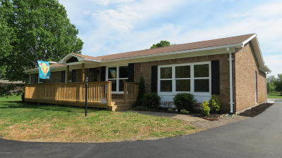 Bardstown Single Family Home For Sale: 3223 Poplar Flat Rd