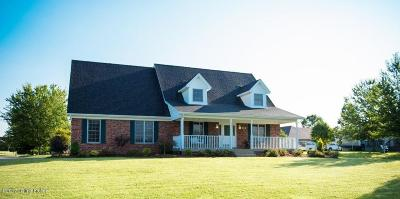 Bullitt County Single Family Home For Sale: 306 Blackberry Cir