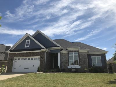 Louisville Single Family Home For Sale: lot 101 Rock Bluff Dr
