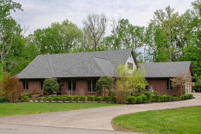 Single Family Home For Sale: 5221 Blakely Ridge Rd