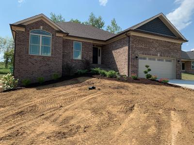 Taylorsville Single Family Home For Sale: Lot 66 The Landings