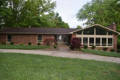 Elizabethtown Single Family Home For Sale: 807 Sunrise Ln