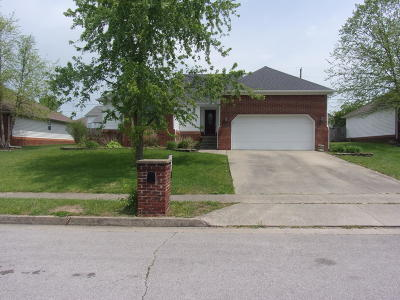 Nicholasville Single Family Home For Sale: 508 Harlan Dr