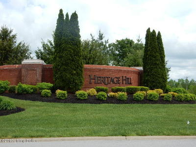 Shepherdsville Residential Lots & Land For Sale: 80 Heritage Hill Pkwy