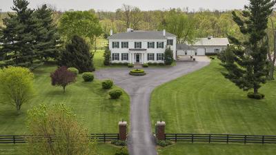 Shelbyville Farm For Sale: 1615 Harrington Mill Rd