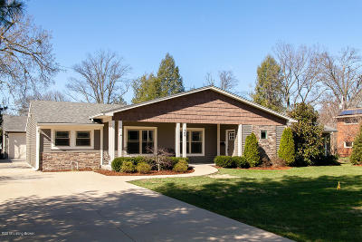 Louisville Single Family Home For Sale: 708 Homestead Blvd