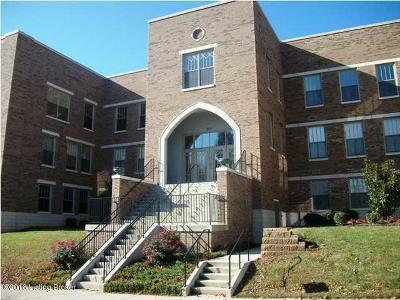 Louisville Condo/Townhouse For Sale: 1915 Wrocklage Ave #306