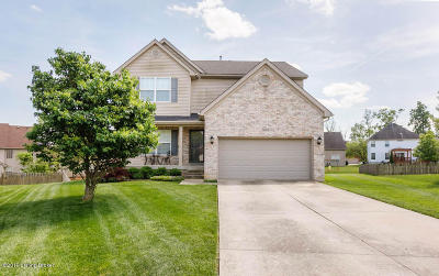 Single Family Home For Sale: 1602 Keever Ct