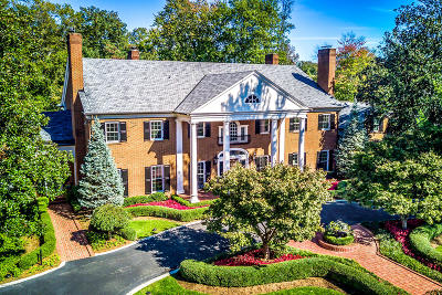 Single Family Home For Sale: 8917 Cromwell Hill Rd
