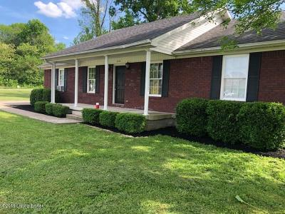 Bardstown Single Family Home For Sale: 108 Andrea Ct