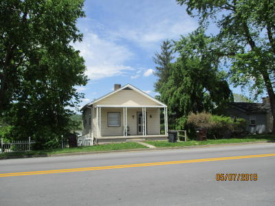 Single Family Home For Sale: 401 Main St