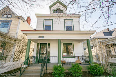 Highlands Single Family Home For Sale: 1708 Rosewood Ave