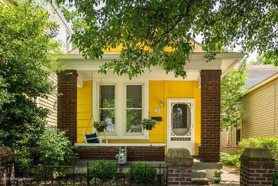 Highlands Single Family Home Active Under Contract: 1420 Christy Ave