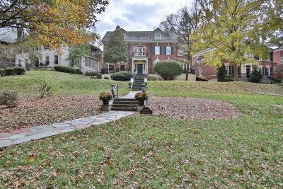 Louisville Single Family Home For Sale: 1418 Cherokee Rd