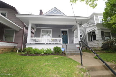 Single Family Home For Sale: 3014 Aubert Ave