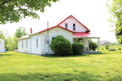 Breckinridge County Single Family Home For Sale: 4902 N 259 Hwy