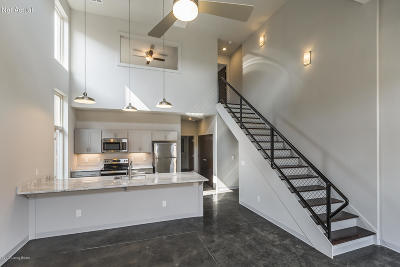 Condo/Townhouse For Sale: 617 Lyndon Lofts Ct
