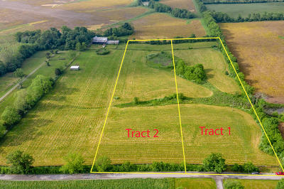 Shelby County Residential Lots & Land For Sale: 531 Narrow Gage Pike #1&2