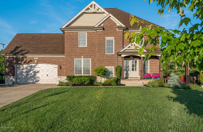 Single Family Home For Sale: 4808 Paddock Springs Dr