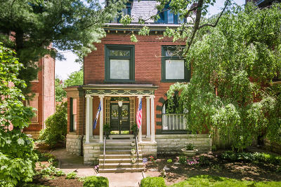 Louisville Single Family Home For Sale: 1333 S 3rd St