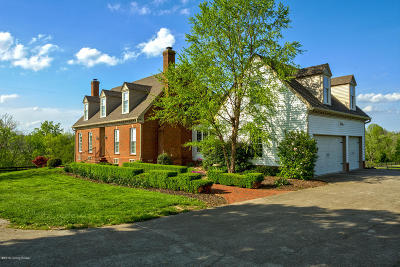 Shelbyville Farm For Sale: 4475 La Grange Rd