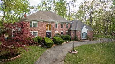 Single Family Home For Sale: 1503 Cold Springs Rd