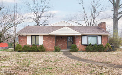 Louisville Single Family Home For Sale: 129 N Watterson Trail