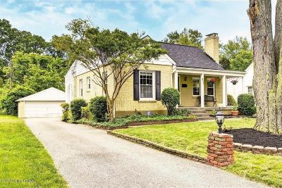 Louisville Single Family Home For Sale: 231 Tyne Rd