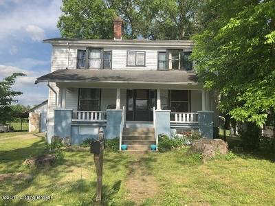 Taylorsville Single Family Home For Sale: 208 Water St