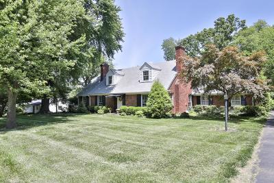 Louisville Single Family Home For Sale: 225 Blankenbaker Ln