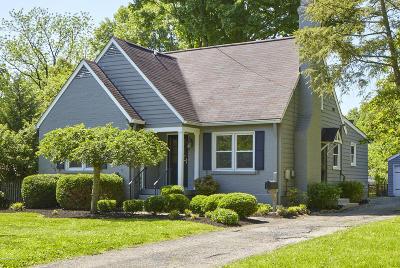 Saint Matthews Single Family Home For Sale: 3301 Nanz Ave