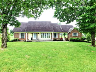 Bardstown Single Family Home For Sale: 205 Woodlawn Rd