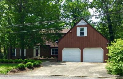 Elizabethtown Single Family Home For Sale: 809 Sunrise Ln