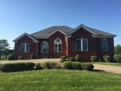 Bardstown Single Family Home Active Under Contract: 105 Remington Dr