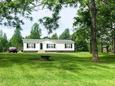 Single Family Home For Sale: 2560 Easton Cabot Rd