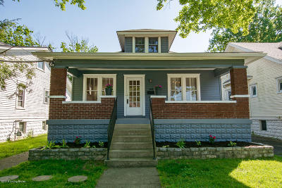 Louisville Single Family Home Active Under Contract: 123 Cannons Ln