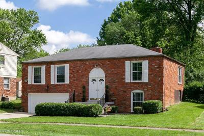 Louisville Single Family Home Active Under Contract: 809 Echo Bridge Rd