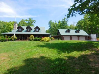 Hart County Single Family Home For Sale: 992 Macon Kessinger Rd
