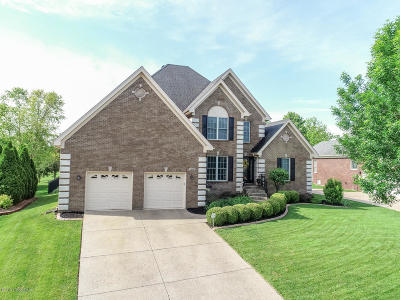 Single Family Home Active Under Contract: 14706 Fellowship Cir