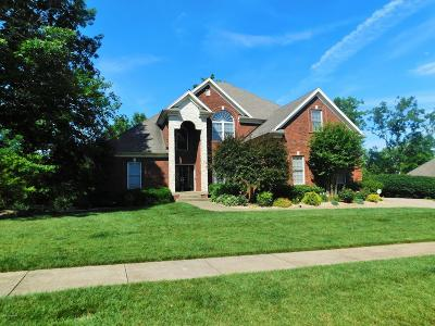 Single Family Home For Sale: 111 Chestnut Glen Dr
