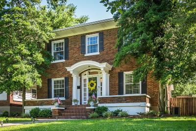Louisville Single Family Home For Sale: 221 Pleasantview Ave