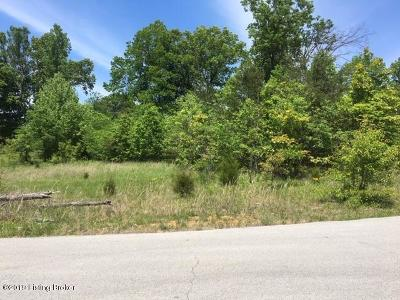 Shepherdsville Residential Lots & Land For Sale: Lot 25 Crescent View Dr