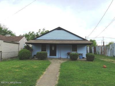 Louisville Single Family Home For Sale: 339 Lennox Ave