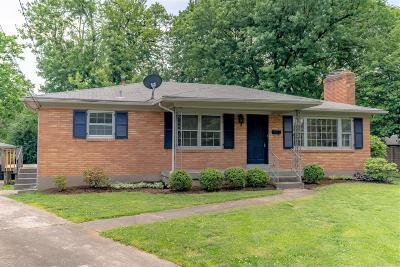 Louisville Single Family Home For Sale: 3105 Martha Ct