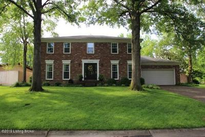 Single Family Home For Sale: 10510 Larkhall Ct