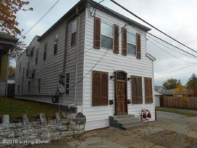 Multi Family Home For Sale: 1919 S Preston