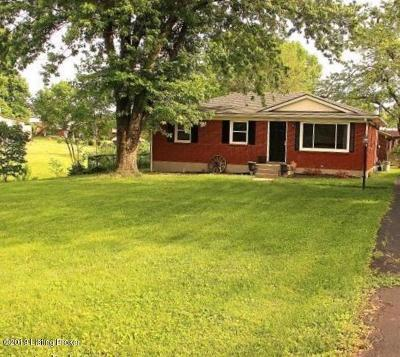 Louisville Single Family Home For Sale: 10206 Seatonville Rd
